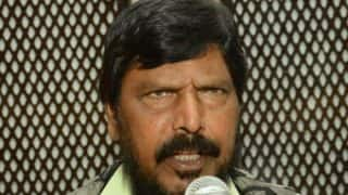 Ramdas Athawale to Launch his 12-Year-Old Son in Politics by Forming Children's Wing