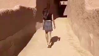 Saudi authorities investigate Snapchat model in miniskirt