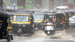 Monsoon 2017: Rainfall Intensifies in Mumbai, Local Railways Affected