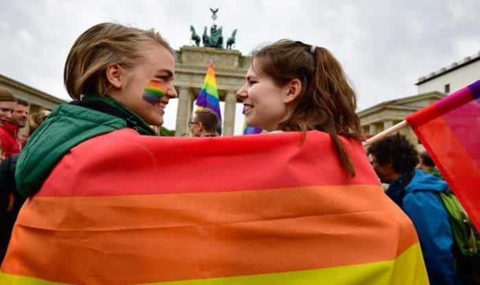 Congratulations to Austria - court overturns barriers to equal marriage
