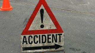 झारखंड: सड़क हादसे में 9 लोगों की मौत, 6 अन्य घायल