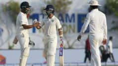 LIVE | 1st Test Day 2: Hardik Pandya Fifty Helps India Post 600