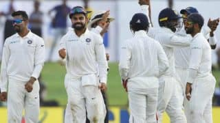 India in Sri Lanka: Virat Kohli Credits Team For Special Win in Galle