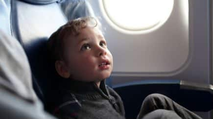 Child Boards Flight From Shanghai Without Ticket, Causes Mayhem