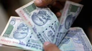 Indian Rupee Falls to Lifetime Low of 72.18, Drops 45 Paise Against USD