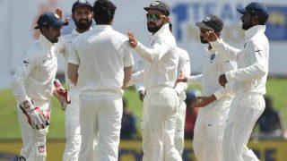 गॉल टेस्टः भारत ने दूसरे दिन ही कसा शिकंजा, श्रीलंका पर फॉलो ऑन का खतरा