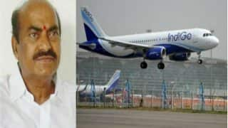 IndiGo Lifts Ban on TDP MP JC Diwakar Reddy With Immediate Effect