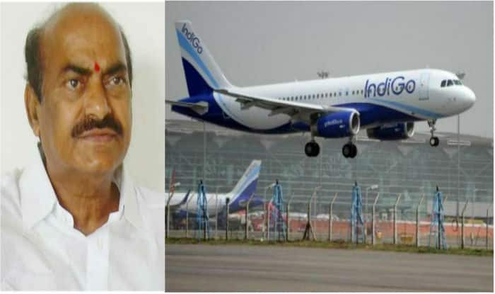 Indigo quashes flying ban on TDP MP Diwakar Reddy