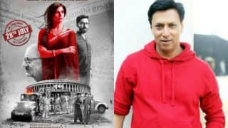 Madhur Bhandarkar: I don't want to change anything in Indu Sarkar since it will affect the essence of my film