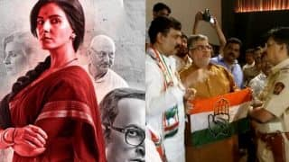 Indu Sarkar Controversy: Congress Workers Stop Film Screening! Madhur Bhandarkar, Neil Nitin Mukesh Express Shock – Exclusive