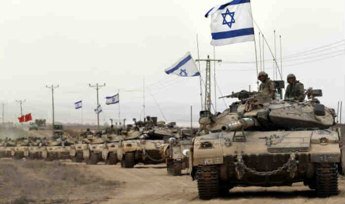Israel is the Middle East's sole if undeclared nuclear power, refusing to confirm or deny that it has such weapons. (File Image)
