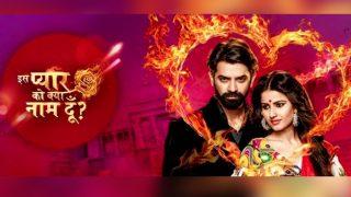 Iss Pyaar Ko Kya Naam Doon 3: Twitterati slams Barun Sobti and Shivani Tomar's  much-awaited show – check tweets