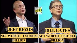 Jeff Bezos Beats Bill Gates to Become World