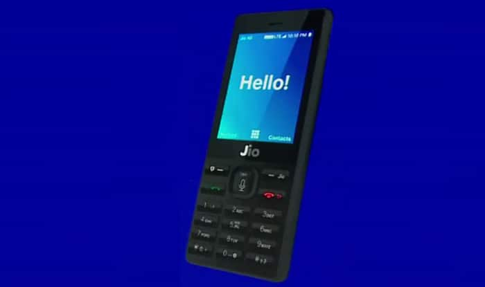 Reliance unveils JioPhone, a 'zero cost' 4G phone targeting low-income users