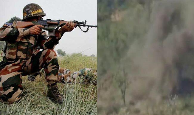 Pakistan violates ceasefire yet again in J-K's Rajouri l নিয়ন্ত্রণরেখা লক্ষ্য করে গুলি চালাচ্ছে পাকিস্তান, জবাব দিচ্ছে ভারতীয় সেনাও