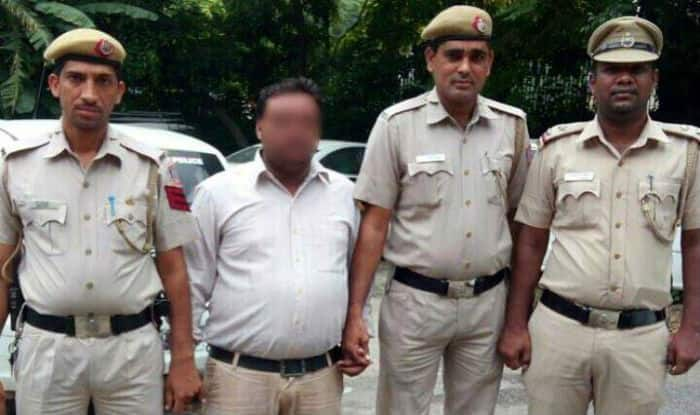 Man arrested in Delhi for masturbating in front of a German woman