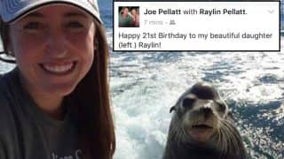 Dad Wishes his Daughter on her 21st Birthday in the Most Hilarious way! Twitterati Can't Stop Laughing at the Caption