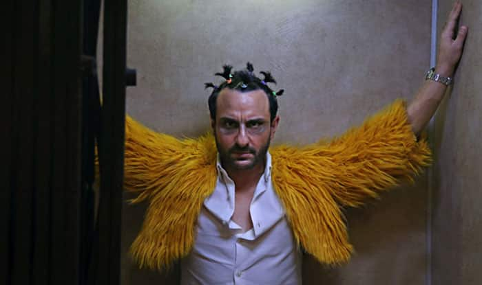 Saif Ali Khan's Kaalakaandi Teaser Out Today