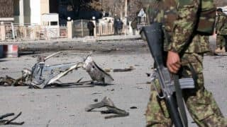 Afghanistan Blast: Suicide Car Bomb Hits Kabul; 24 Killed