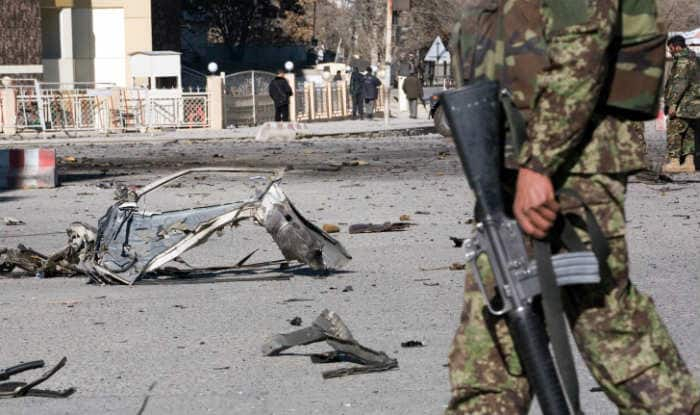 At least 24 killed, 42 wounded in Kabul bombing