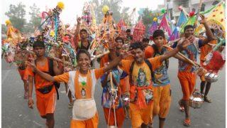 Sawan Shivratri Today: 131 Feet Tricolour Kanwar, Non-Veg Dhabas Shut in Dadri; All You Need to Know