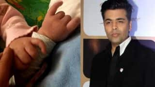 Karan Johar Just Shared The First Picture Of Yash And Roohi And We Can't Get Over The Cuteness