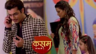 Kasam Tere Pyaar Ki 25 December 2017 Written Update Of Full Episode: Myra Asks Tanuja To Marry Rishi