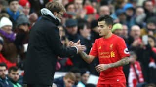 Liverpool Midfielder Philippe Coutinho to Miss Crystal Palace Match With Back Injury