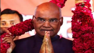 President Ram Nath Kovind's First Tweet: Will Carry Out my Responsibilities With All Humility