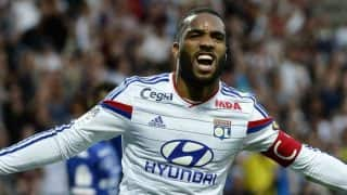Alexandre Lacazette Completes Arsenal Medical Ahead of Club-Record Move