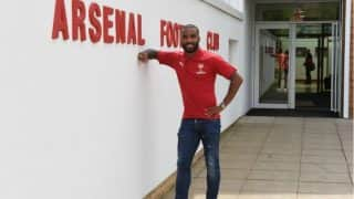 Lyon Star Alexandre Lacazette Joins Arsenal For Club Record £46.5m