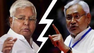 Nitish Wanted to be Back in Mahagathbandhan Months After Tie-up With BJP: Lalu