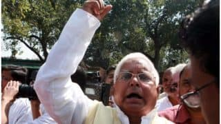 Fodder Scam: Special CBI Court Convicts RJD Chief Lalu Prasad Yadav, 14 Others; Quantum of Punishment on January 3