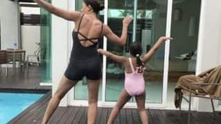Watching Sushmita Sen and her daughters groove on Despacito will make your day