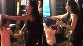 Maanyata Dutt Dances With son Shahraan to Despacito Song on her Birthday! Watch Video