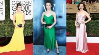 4 Times Game Of Thrones Star Maisie Williams aka Arya Stark Wowed Us With Her Fashion Sense This Year!