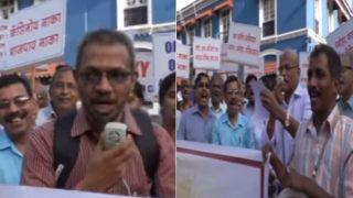 Sonu Song Inspired Mannu Aamka Tuzyawar Bharosa Nai Hai Song for Goa CM Manohar Parrikar is Viral! Watch Video of Mannu Song