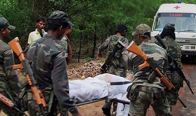 Maoists kill 6 in Chattisgarh !