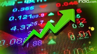 Sensex Rises Over 100 Points in Opening Trade; Nifty Trading Above 10,900