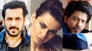Salman Khan's First Look From Tiger Zinda Hai; Kangana Ranaut's Accident, Jab Harry Met Sejal's 'Super Hit' Trailer: Bollywood Week In Review