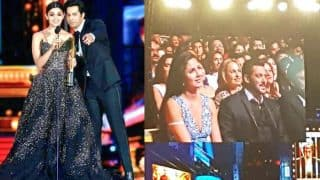IIFA Awards 2017: Katrina Kaif Blushes As Alia Bhatt And Varun Dhawan Sing 'Happy Birthday' To The Actress - Watch Video