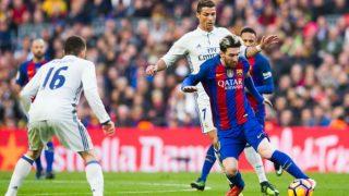 Messi, Ronaldo Lead 2017 FIFA World XI Nominations