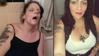 Woman Shares Before And After Photos Of The Ill-Effects Of Drug Addiction In A Viral Facebook Post (See Pictures)