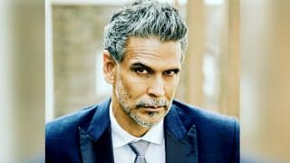 Milind Soman is on the Cover of the Magazine Just Urbane And Proves Yet Again That Age Is Just A Number!