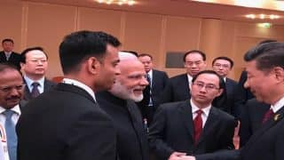 G20 Summit: PM Narendra Modi, China President Xi Jinping Display Cordial Relationship at BRICS Meet, Discuss Several Issues