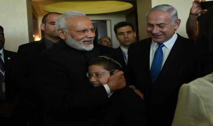 Modi's Passage to Israel