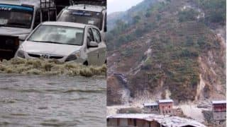 Monsoon 2017 Reaches Delhi NCR, Floods in Assam And Manipur; 4 People Washed Away in Rajasthan