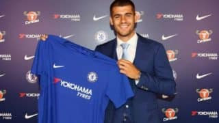 Alvaro Morata Completes His Move to Chelsea From Real Madrid