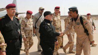 मोसुल में ISIS के खात्मे का ऐलान, सेना ने फहराया इराकी झंडा