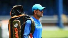 MS Dhoni Set to Start His Cricket Academy in Dubai